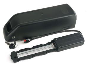36V 19.5Ah 21700 Cell Downtube Battery