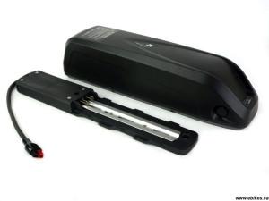 36V 13.5Ah Downtube Battery