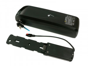 Battery Separated from Base Plate