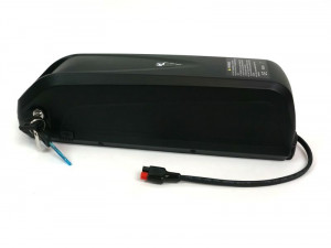 Battery Side View