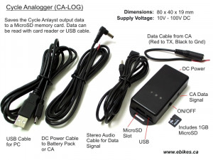 Cycle Analogger Bundle Package