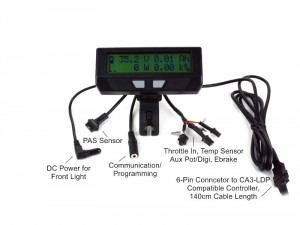 Image of V3 Direct Plug Cycle Analyst, for Controllers with Direct Drive Hub Motors
