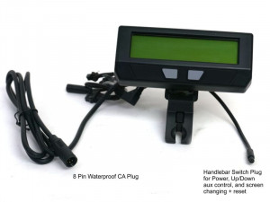 V3 Direct Plug Cycle Analyst with New Waterproof 8 Pin Connector