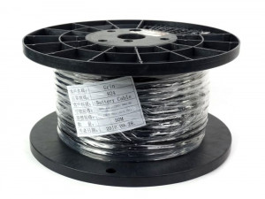 Spool of DC Battery Cable