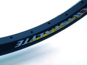 Image of 26 Inch Black Downhill Rim, 31mm Wide
