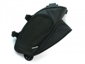 Topeak Mondo Pack Seat Bag, with Expansion Zipper