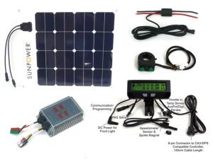 Solar Bike Package
