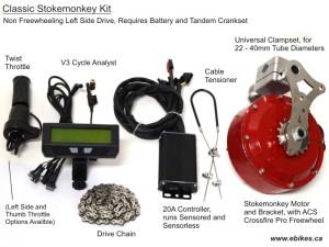Stokemonkey Kit Package