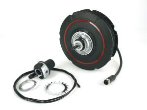 TDCM Internal Gear Hub with 5 speed Sturney Archer Shifter