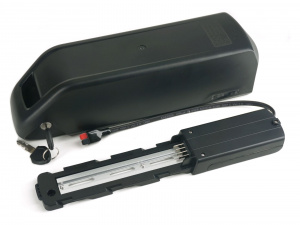 36V 19.5Ah 21700 Cell Downtube Battery