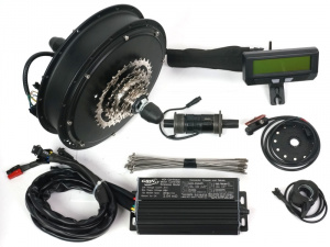 Conversion Kit based around Large DD45 Hub Motor