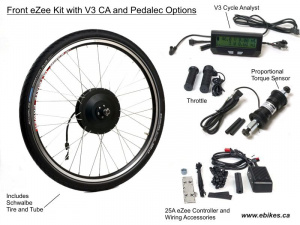 eZee Front Kit, Advanced PAS