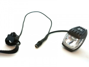 Roxim X4 400 Lumen Ebike Light, with Handlebar Button