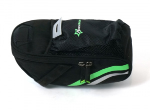 Rockbros saddle bag, side view image