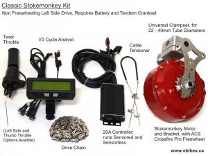 Stokemonkey Kit Package