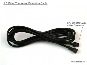 180cm or 80cm Therm Extension Cable