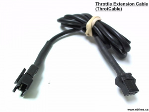 ThrotCable
