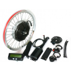 SAW Electric Conversion Kit Package for Brompton Bicycles