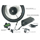Ready to Roll Kit with 3540F Direct Drive Rear Hub Motor