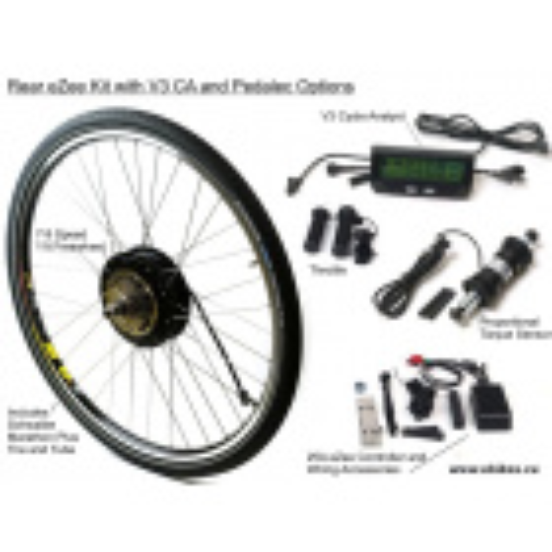 eZee Rear Kit, Advanced PAS