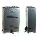 Dual Resistor Battery Load Bank, for Discharging 36V and 48V Ebike Packs