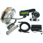 Grin All-Axle Motor Conversion Kit, Natural Silver
