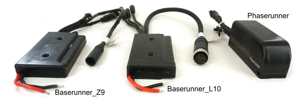 Baserunner and Phaserunner Models