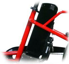 eZee Bicycle Seat Tube Battery Thumbnail