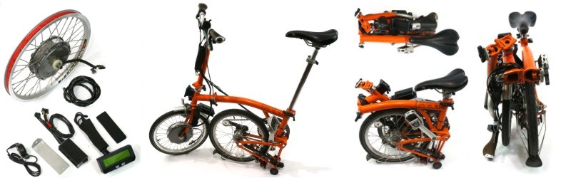 Brompton Kit Header Image