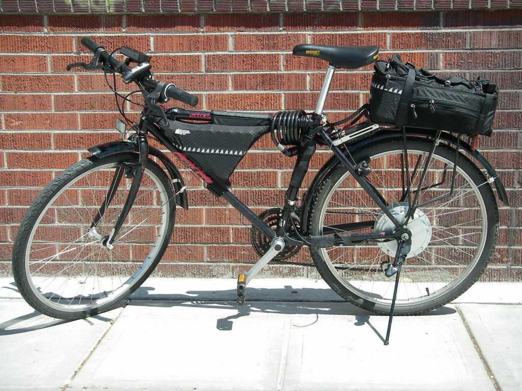 Classic Mountain Bike Conversion