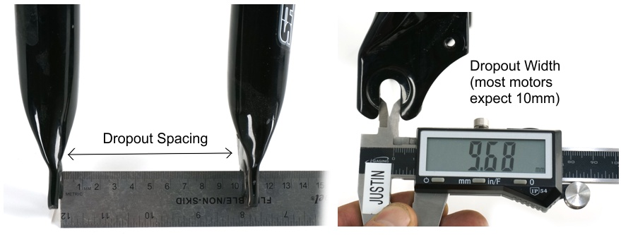 Dropout Spacing and Slot Width Demonstrated