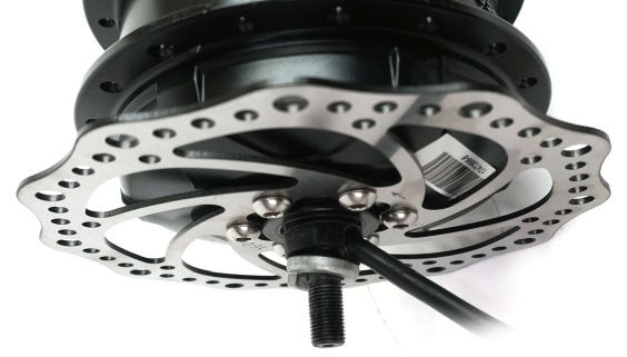 Disk Rotor on G310 Motor