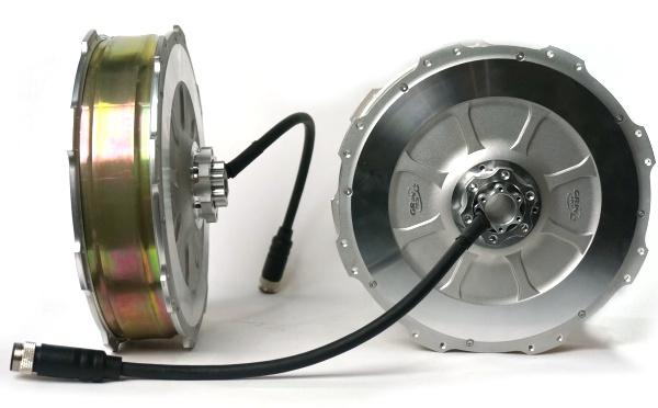 All Axle Hub Motors