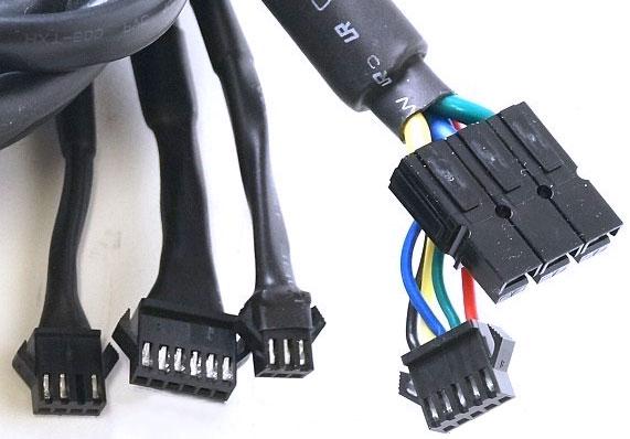 Grinfineon connectors