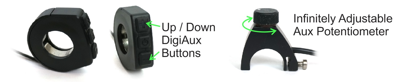 CA3 Auxiliary Input Controls