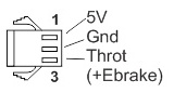 Throttle Connector