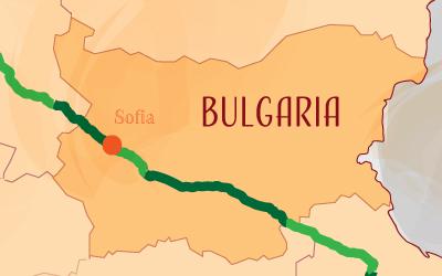 Suntrip through Bulgaria