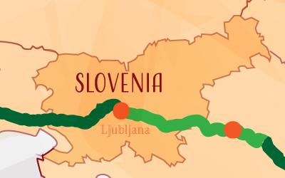 Suntrip through Slovenia