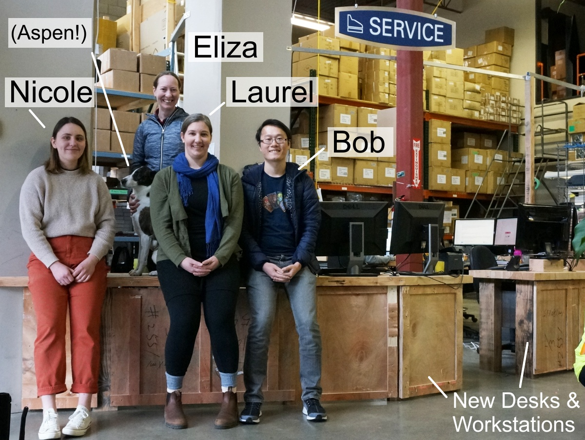 Say hi to your new front-end crew