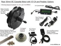 Purchase Cassette Motor Kit