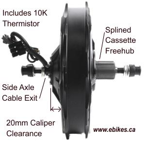 9C Cassette Motor Features