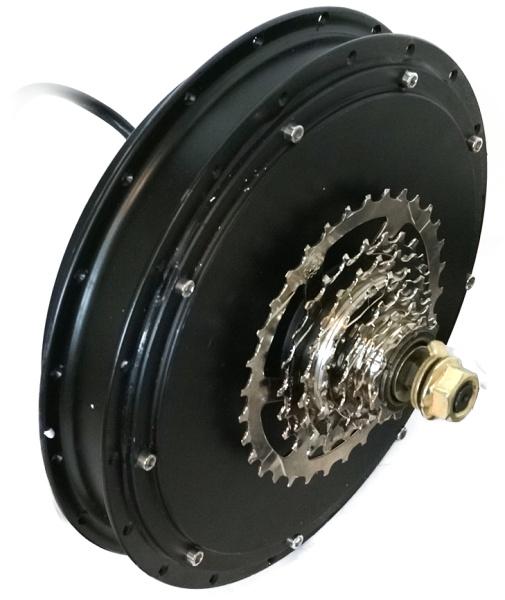9C+ Rear Motor Example