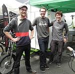With Stefan and Radkutsche