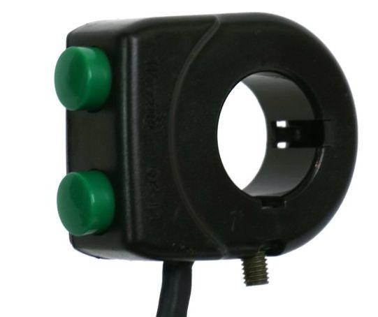 Digital Aux Input Buttons