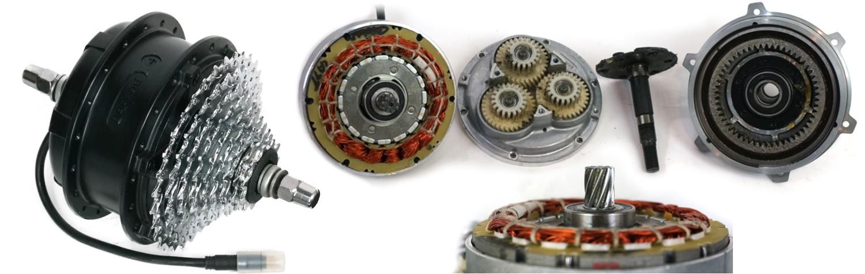 Bafang G310 Motor Spread