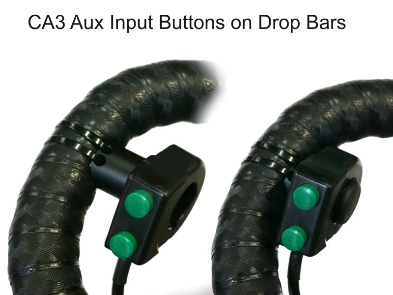 HandleBob with Digi Aux Buttons