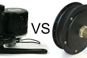 Mid-drive vs Hub motor
