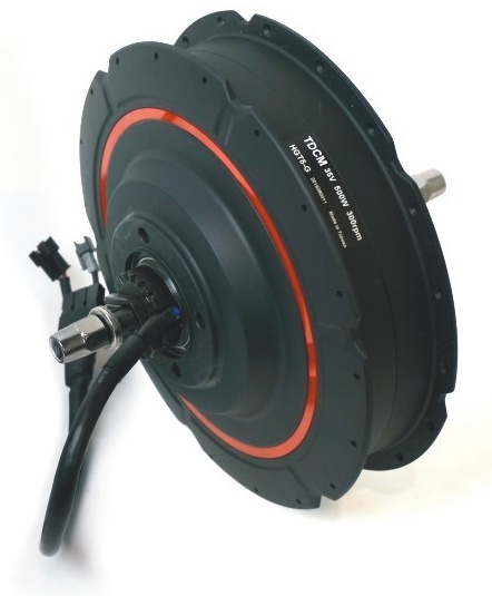 TDCM IGH Motor, 395 rpm