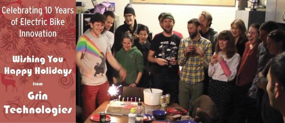 GrinTech 10 Year Celebration Party